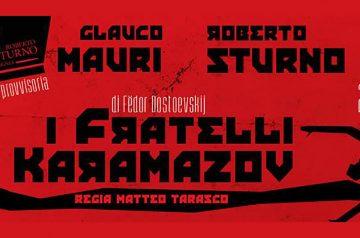 I fratelli Karamazov al Teatro Salieri