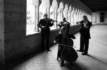 Quartetto Maffei - La città in concerto