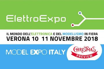 Elettroexpo e Model Expo Christmas Preview