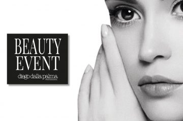 Beauty event con Diego dalla Palma Professional