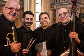 Gabriele Bolcato Quartet alla Fucina Machiavelli