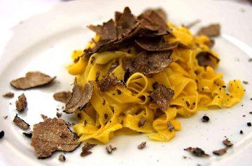 Cena Degustazione Tartufo Nero del Baldo