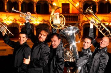 Gomalan Brass - Concerti Brunch