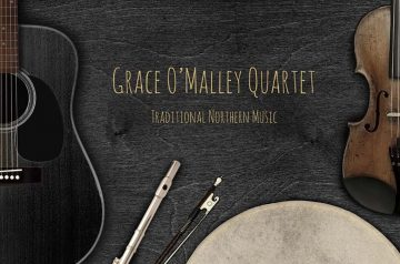 Grace O'Malley Quartet live al Cohen