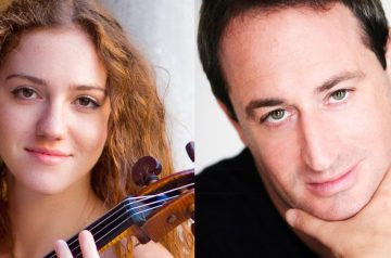Erica Piccotti e Itamar Golan al Teatro Ristori
