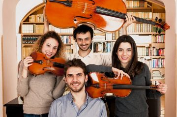 Quartetto Werther al Teatro Ristori