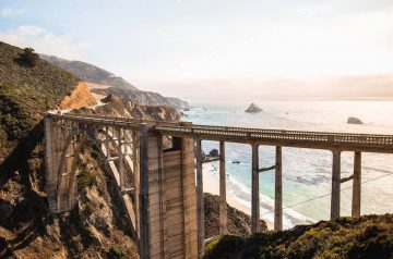 The Cohen Underground: Visiting Big Sur