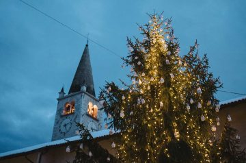 Il Natale dell'Albero a Brentonico 2019