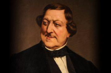 """La Musica e le Arti - Rossini e la """"sua"""" quadreria"""