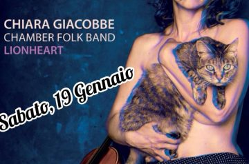 Chiara Giacobbe Chamber Folk Band in concerto al Cohen