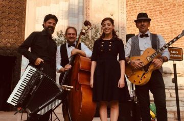 Passepartout - French Gipsy Band in concerto al Cohen