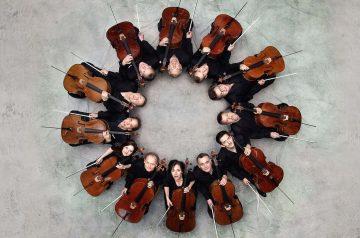 I 12 violoncellisti dei Berliner Philarmoniker a Verona