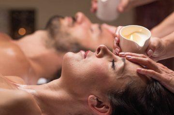 Passione al Cioccolato: massaggio di coppia di San Valentino