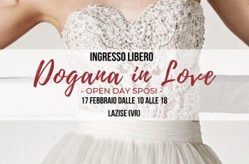 Dogana in Love - Open Day Sposi
