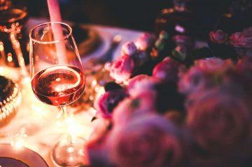 Cena di San Valentino in Villa Cariola