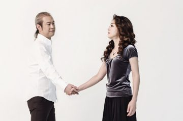 Leggerezza - Chiharu Aizawa e Chong Park