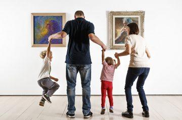 Al museo ci vado anch'io! Gioca, impara, esplora nei musei di Rovereto