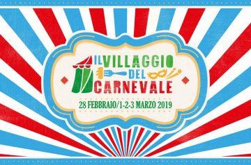 Il Villaggio del Carnevale - Carnevale di Verona 2019