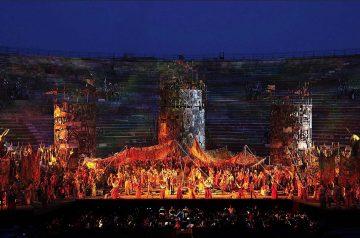 Il Trovatore - 97° Festival lirico Arena di Verona 2019