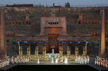 Aida - 98° Festival lirico Arena di Verona 2020