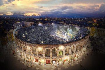 97° Festival lirico 2019 Arena di Verona