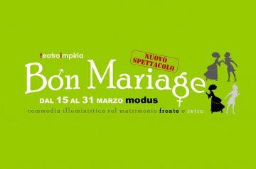 Bon Mariage - Modus Verona