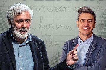 Momenti di trascurabile (in)felicità con Francesco Piccolo e Pif