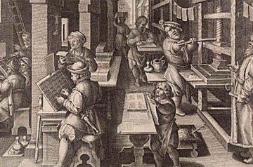 Dalla penna al torchio: la forma del libro nei secoli