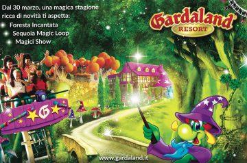 Inaugurazione stagione Gardaland 2019