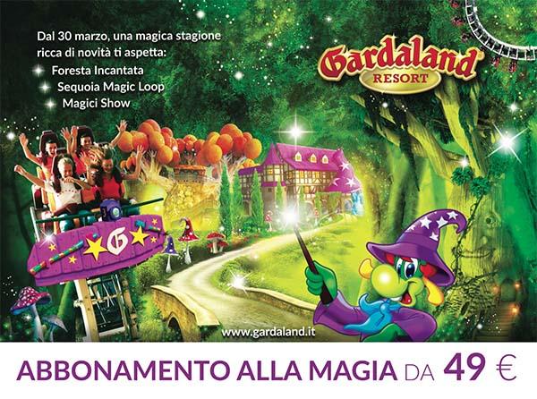 Gardaland Calendario 2020.Inaugurazione Stagione Gardaland 2019 Carnet Verona