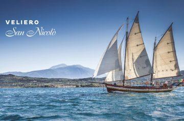 Relax su un veliero alla scoperta del Lago di Garda