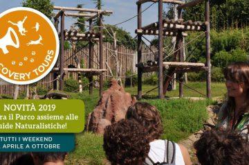 Discovery Tour al Parco Natura Viva