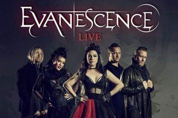 Evanescence in Arena di Verona 2019