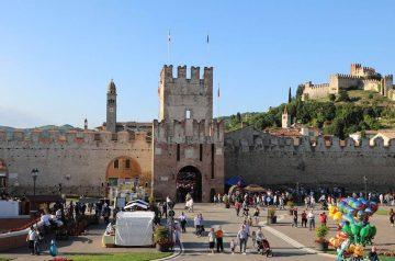 Festa medievale del vino bianco Soave 2019