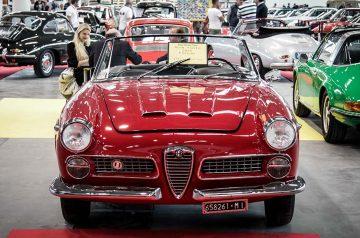 Verona Legend Cars 2019 - Salone dell'auto d'epoca