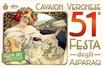 51° Festa degli asparagi 2019 a Cavaion Veronese