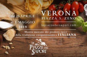 Le Piazze dei Sapori Verona 2019