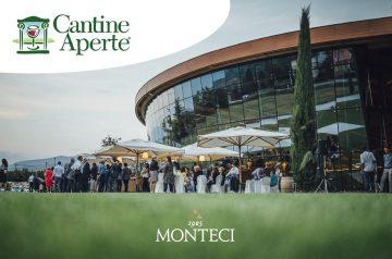 Cantine Aperte - Cantina Monteci