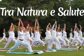 Natura e salute: incontri di yoga e ginnastica al Sigurtà