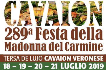 289a Festa della Madonna del Carmine 2019