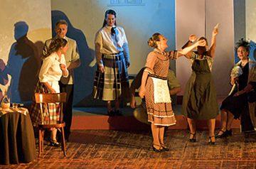 En riva a l'Adese tanto tempo fa - Teatro in Cantina