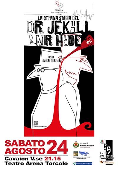 La strana storia del Dottor Jekyll & Mr. Hyde