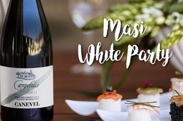 Masi White Party - Le degustazioni di Masi Tenuta Canova