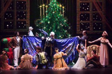 Lo Schiaccianoci con il Balletto di San Pietroburgo