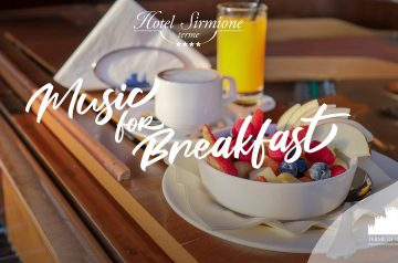 Music for Breakfast in riva al Lago di Garda