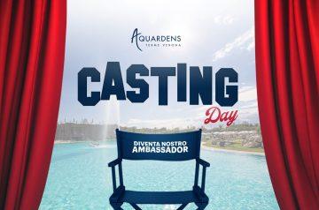 Aquardens Casting Day