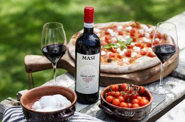 Pizza in Cantina - Le degustazioni di Masi Tenuta Canova