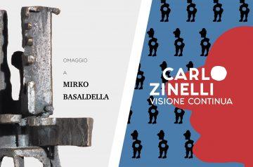 Carlo Zinelli. Visione Continua / Omaggio a Mirko Basaldella