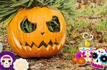 Halloween messicano al Parco Natura Viva