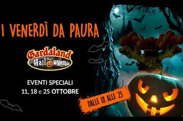 I Venerdì da Paura di Gardaland Magic Halloween 2019